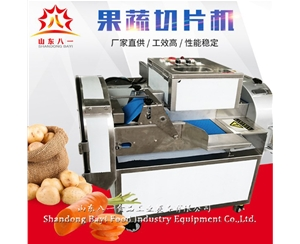 industrial fruit and vegetable cutter machine