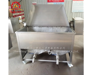 Gas Batch Fryer for Potato Chips